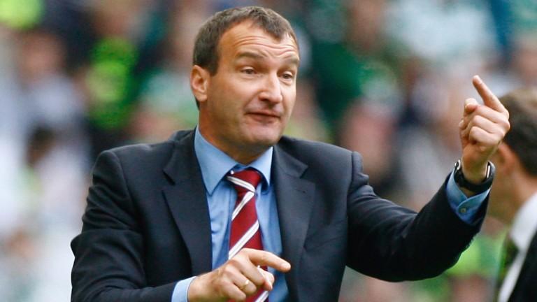 New Dundee United manager Csaba Laszlo