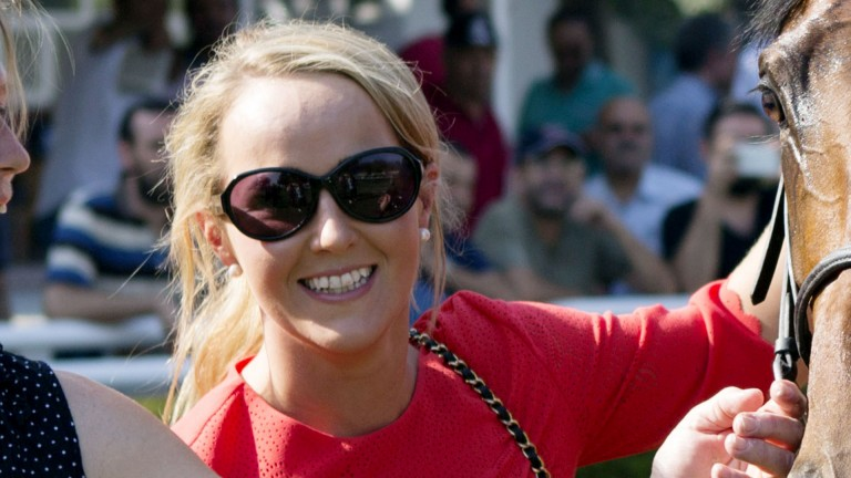 """Amy Murphy: """"I'm very surprised by the stewards' decision"""""""