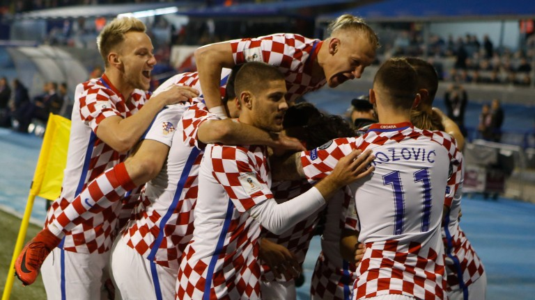 Croatia are on the verge of a place at Russia 2018