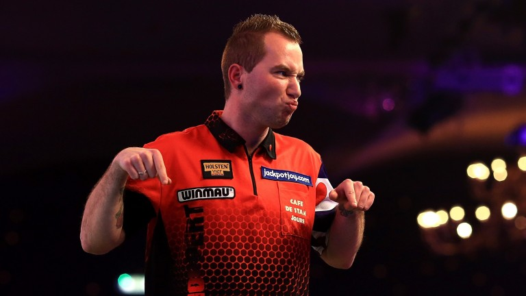 Danny Noppert was BDO World Championship runner-up at the Lakeside this year