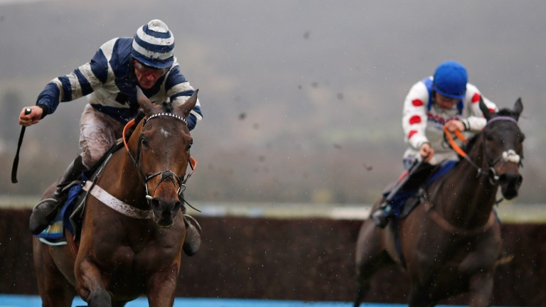 Whisper and Clan Des Obeaux meet again at Kempton