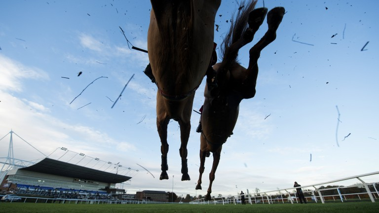 Kempton is currently good to soft, good in places