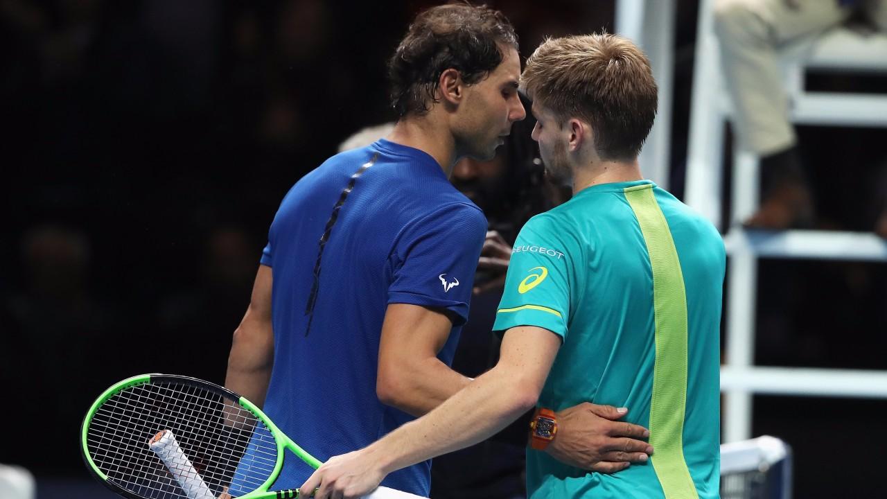 Federer 4 9 For O2 Success After Nadal Withdrawal Sport News