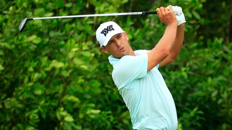 Charles Howell III is enjoying full fitness for the first time in a long while