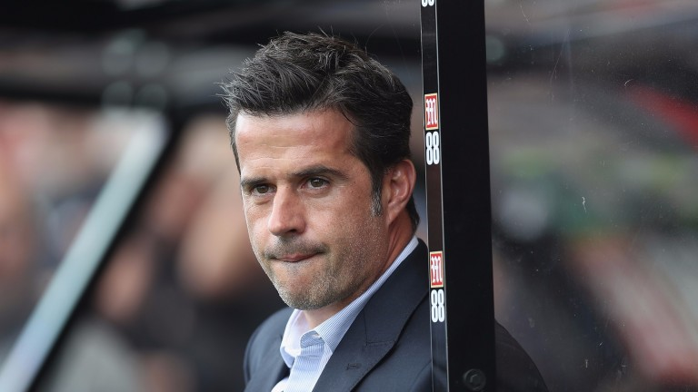 Marco Silva has caught Everton's eye