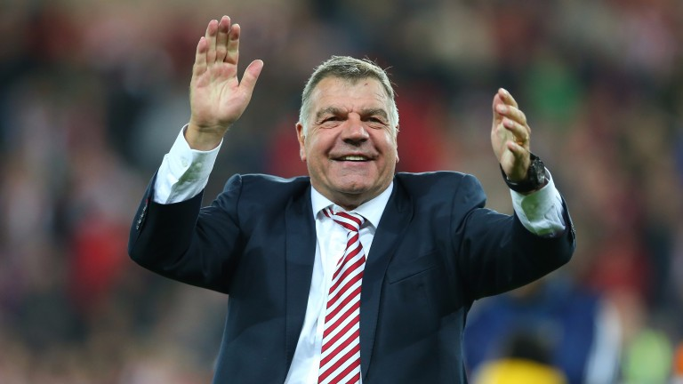 Sam Allardyce would be a great appointment for Everton