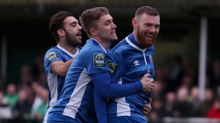 Billericay could have plenty to smile about