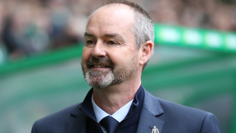 Steve Clarke has been doing a good job at Kilmarnock