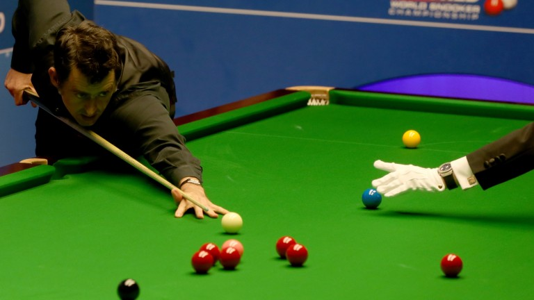 English Open champ Ronnie O'Sullivan is in blistering form