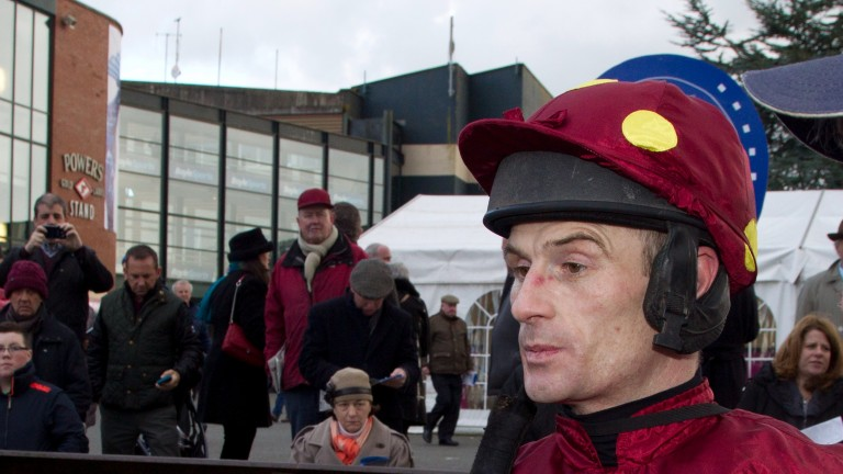 Roger Quinlan, the leading point-to-point rider who is understood to have tested positive for cocaine