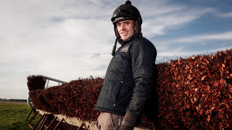 Ruby Walsh: will be part of RTE's racing coverage at Leopardstown's Christmas festival
