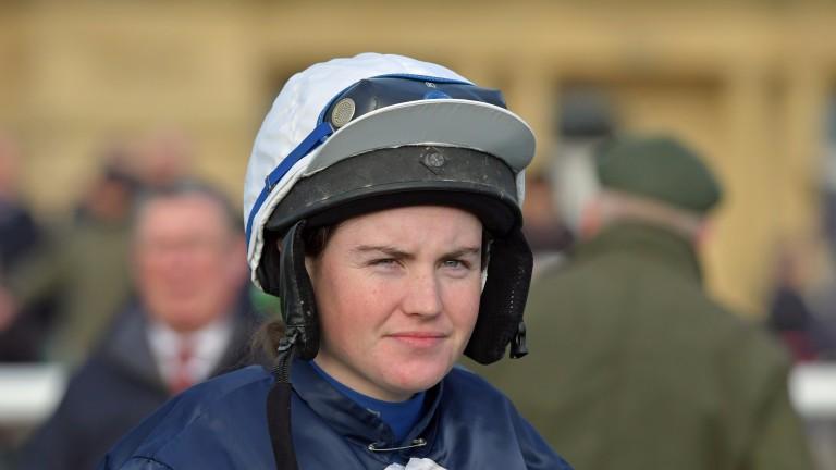 Tabitha Worsley : fractured vertebra in Ludlow fall
