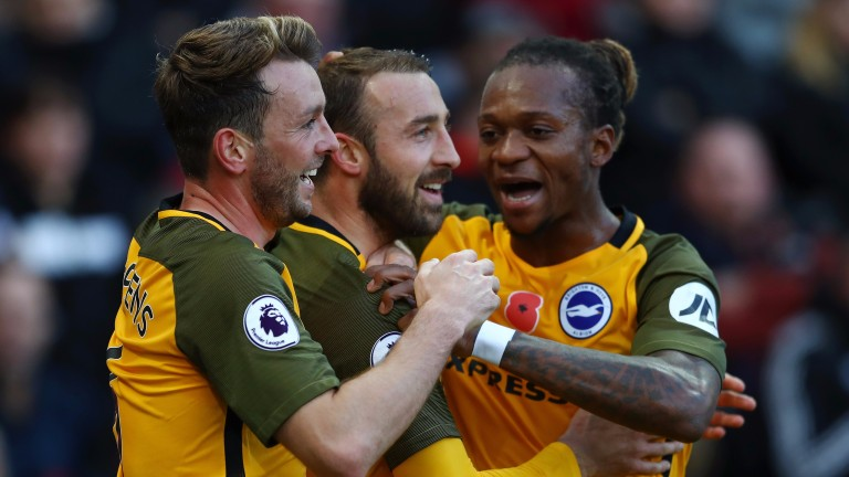 Brighton have made an impressive start to Premier League life