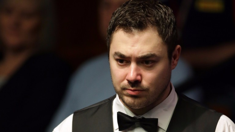 Kurt Maflin has been knocking some high breaks this season