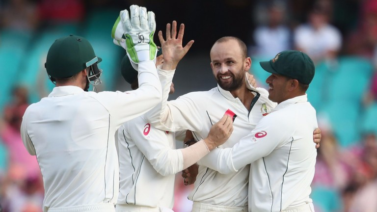 Nathan Lyon could pose England plenty of difficulty