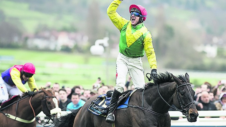 Sizing John: missed the Betfair Chase in favour of the John Durkan