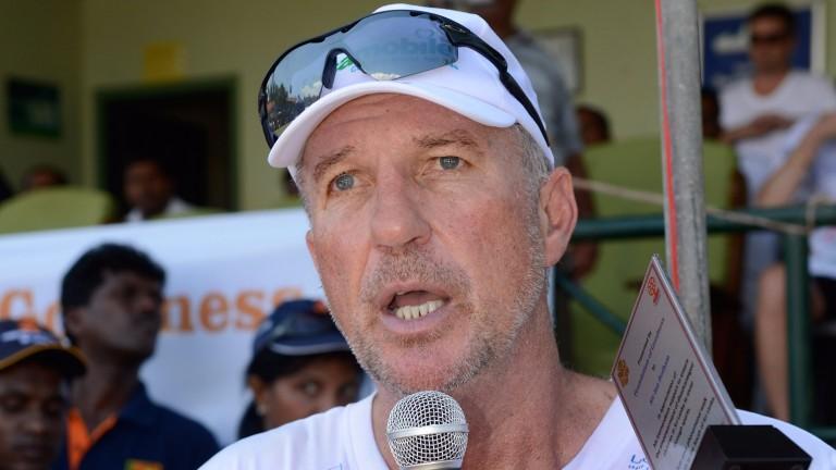 Sir Ian Botham: cricketing legend is one of Classic hope Dan's Dream's owners