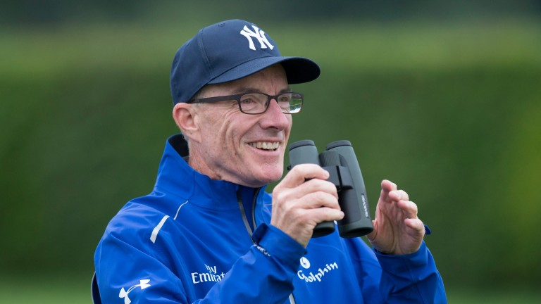 Eoin Harty: the trainer is 55