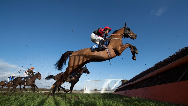 Wincanton: stage a card on Tuesday