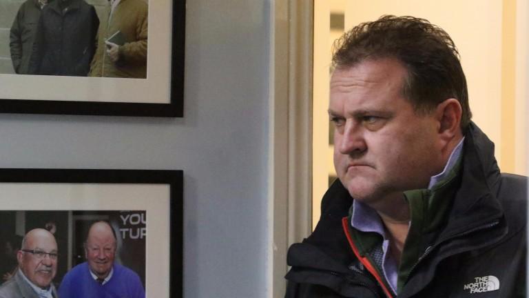 Tom Goff: struck the winning bid for New Zealand champion Fix