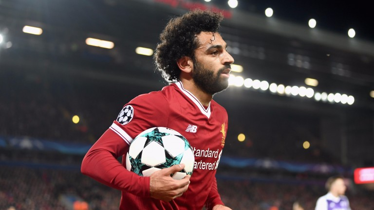 Liverpool's Mohamed Salah has been outstanding