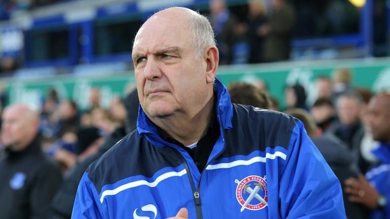 Dagenham & Redbridge manager John Still