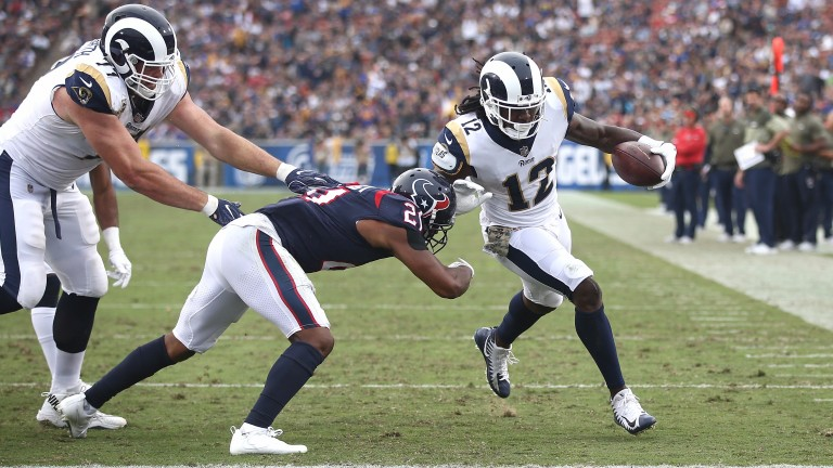 Sammy Watkins could be heavily involved for the LA Rams