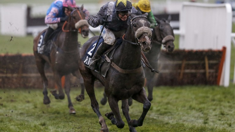 Thomas Campbell set to make chasing debut at Newbury