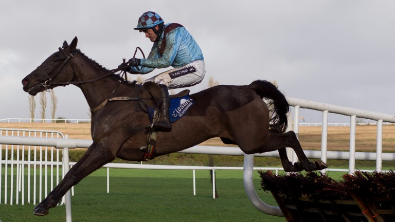 Good Thyne Tara and Ruby Walsh on the way to success at Clonmel
