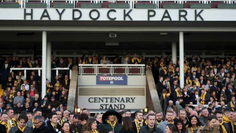 Haydock has suffered a downturn in fortunes