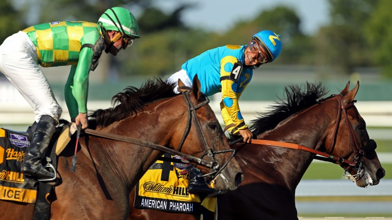 William Hill have partnered with Monmouth Park in New Jersey