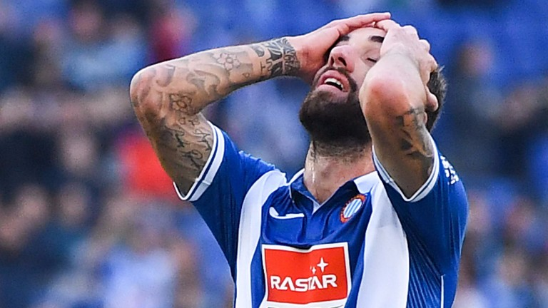 Espanyol are having a frustrating time