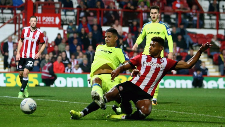 Ollie Watkins has been in great form for Brentford