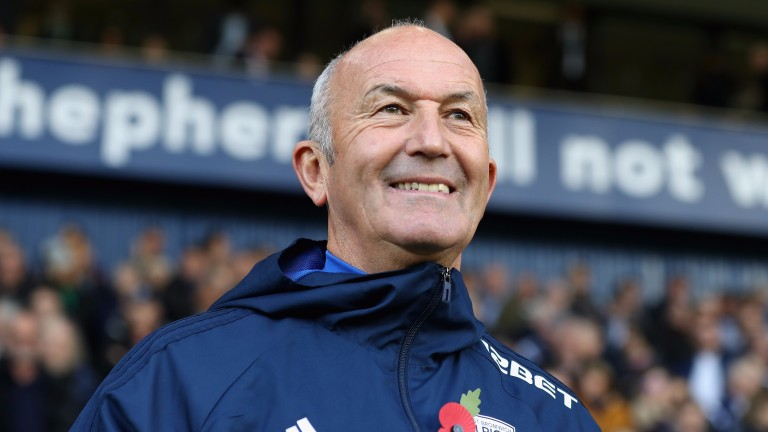Tony Pulis was given little chance to turn things around at WBA