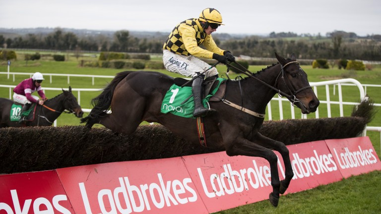 Al Boum Photo: can gain redemption after falling at the final fence last time
