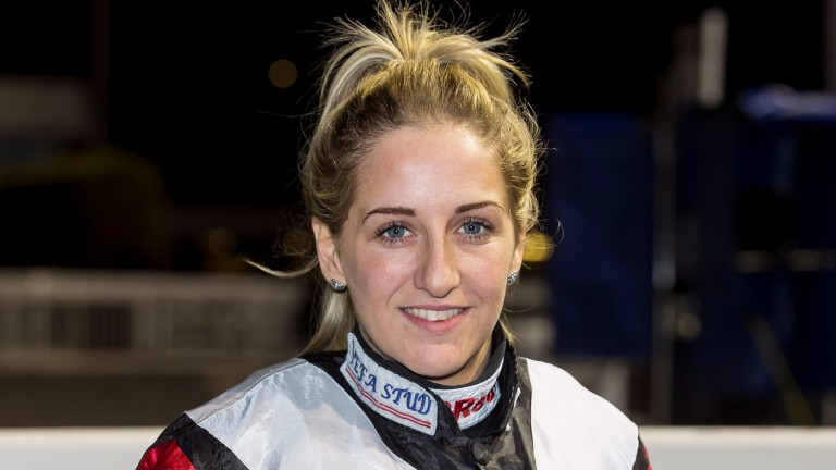 Josephine Gordon: rode only her second winner as recently as 2015