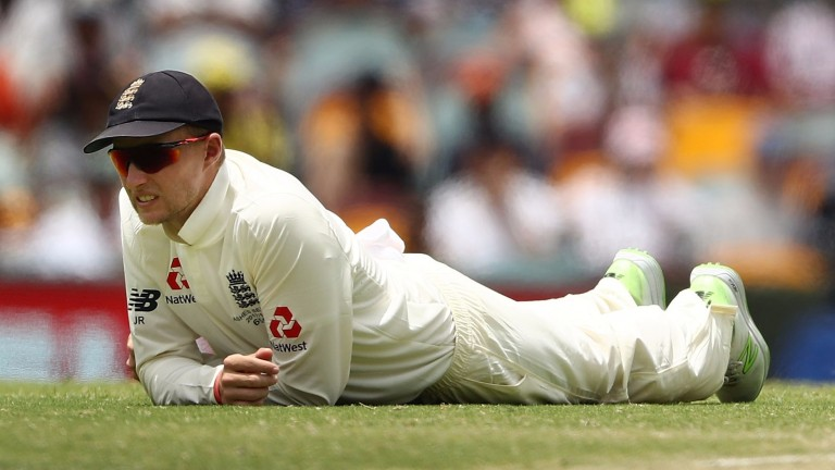 England captain Joe Root must pick himself up for the Adelaide Test