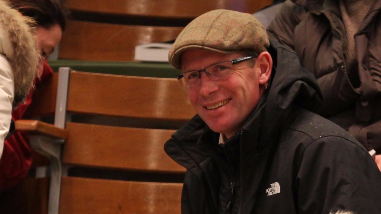 David Redvers, who signed the docket at 400,000gns for the sale-topping Kodiac filly