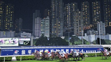 King of the valley, Caspar Fownes, has fancied runners at Happy Valley on Wednesday
