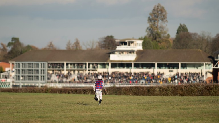 Lingfield's Friday fixture has been cancelled