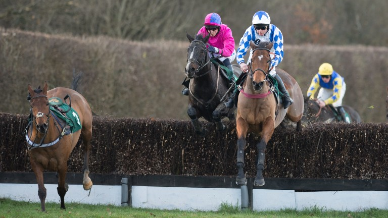 Lingfield stages a jumps fixture on Tuesday