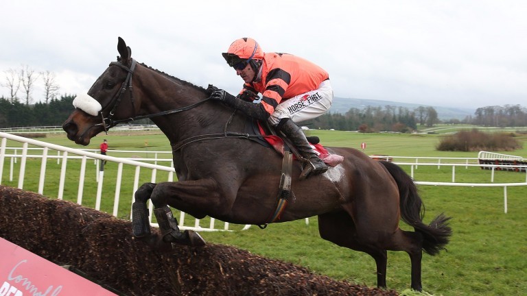 Jett has shown decent form in several of his runs over fences and is fancied to put on a good show again at Thurles