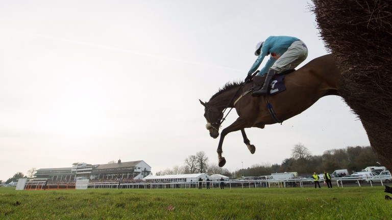 Chepstow: ground remained heavy on Wednesday