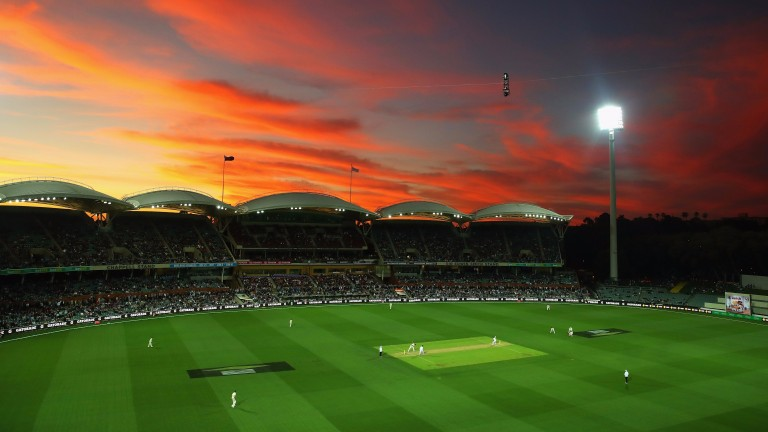 Adelaide's red sky proved a delight for Australia in last year's win over South Africa