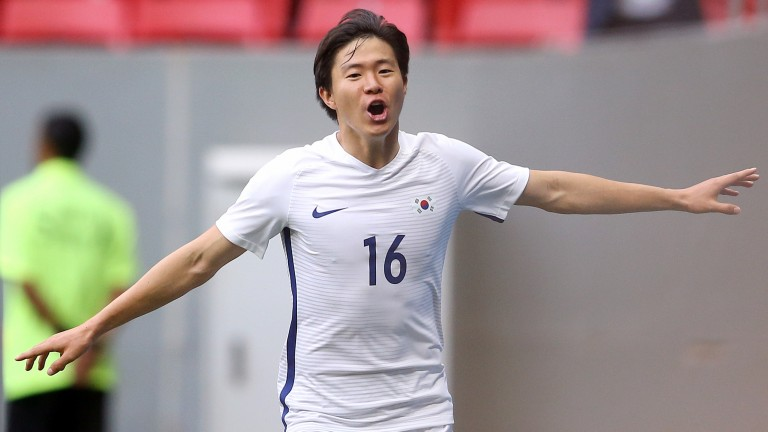 South Korea's Kwon Changhoon has been in fine goalscoring form for Dijon recently