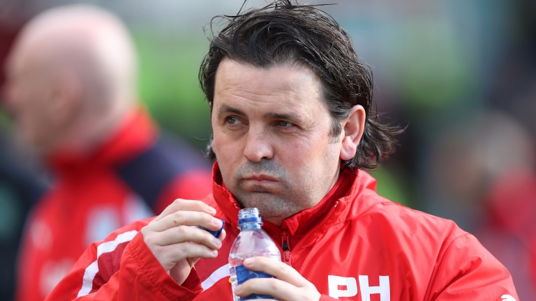 The appointment of Paul Hartley has not had the desired effect for Falkirk