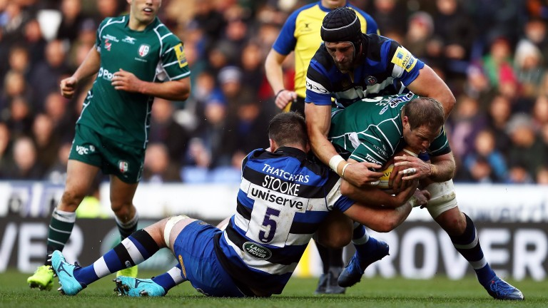 Bath have been solid in defence this season