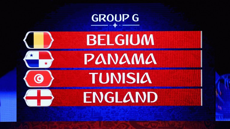 England have been handed a nice World Cup draw
