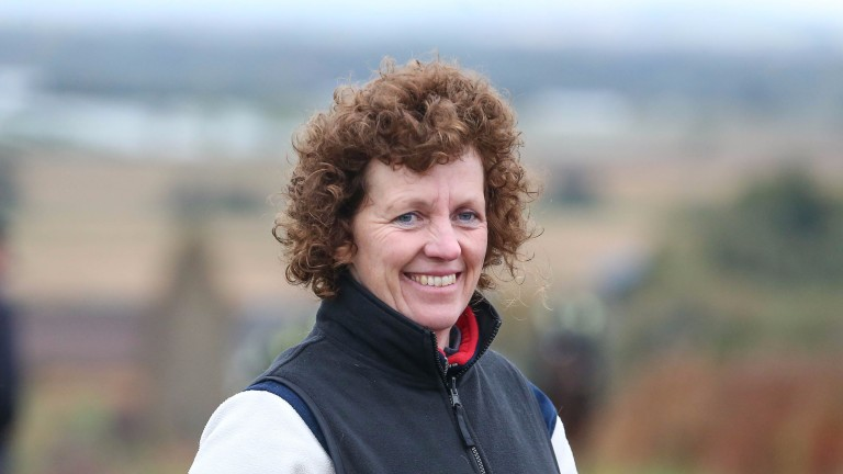 Lucinda Russell: Grand National-winning trainer and bringer of festive cheer