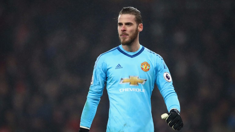 David De Gea was sensational for Manchester United
